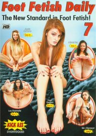 Foot Fetish Daily Vol. 7 Porn Movie