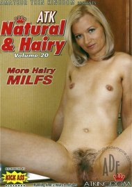 ATK Natural & Hairy 20 Porn Video
